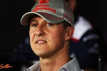 """Schumacher: """"Testverbod heeft me niet geholpen"""""""
