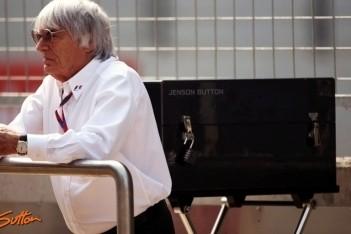 """Ecclestone: """"F1 wordt niet groot in de VS"""""""