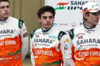 Bianchi wil blijven racen naast reserverol Force India