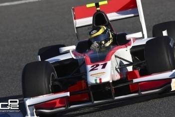 Drie Nederlanders in actie tijdens GP2-test