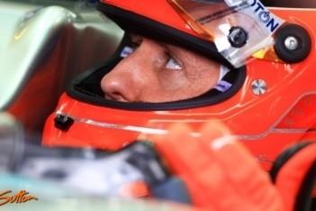 """Schumacher: """"Mooi begin van het seizoen"""""""