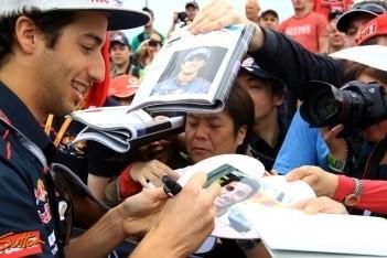 Ricciardo verrast zichzelf met tiende startplek