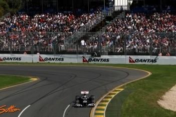 Maldonado maakt indruk met sterke kwalificatie