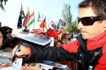 Glock finisht als veertiende voor Marussia