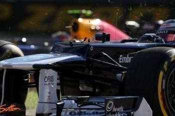 Teleurstellende afloop voor competitief Williams
