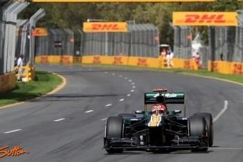 Kovalainen vijf startplekken achteruit in Maleisië