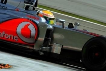 McLaren begint prima aan Maleisisch weekend