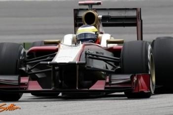 HRT kwalificeert zich met beide auto's in Maleisië