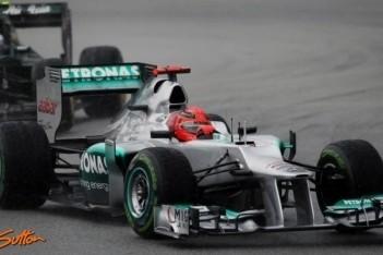 """Schumacher: """"Duidelijk nog veel werk te doen"""""""