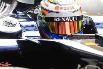 Senna scoort eerste punten voor Williams