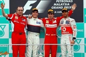 Hamilton focust zich op positieve punten