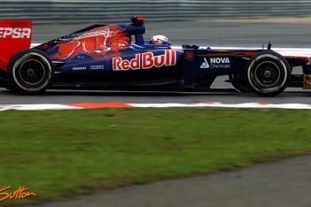 Toro Rosso-coureurs ontevreden na kwalificatie