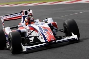 Bacheta wint ook tweede race op Silverstone