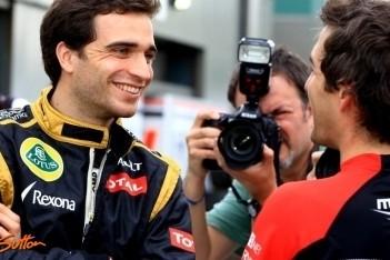 D'Ambrosio kijkt uit naar eerste test voor Lotus