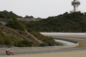 Silva snelste tijdens eerste dag in Jerez