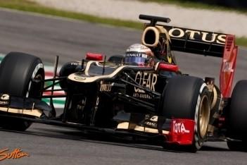 D'Ambrosio blij met eerste meters voor Lotus