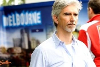 Damon Hill voor heel even terug als coureur