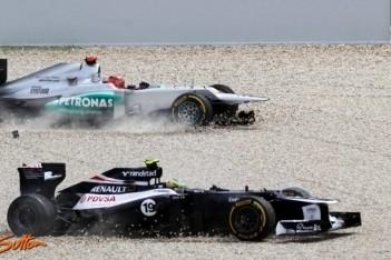 Schumacher krijgt gridstraf voor Monaco