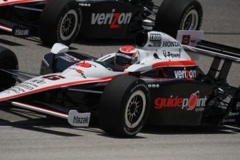 Briscoe naar pole-position voor Indy 500