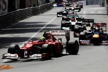 Massa hoopt vorm uit Monaco vast te houden