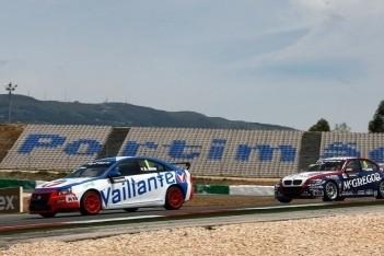 Coronel derde in Portugal, zeges voor Chevrolet