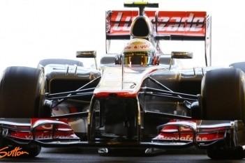 McLaren geen haast met contract Hamilton