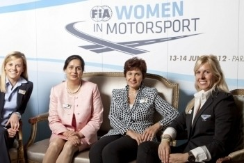 Kaltenborn ambassadrice Women in Motorsport