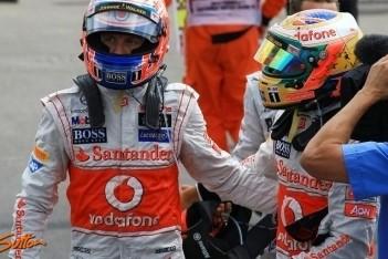 McLaren baalt van tegenvallend thuisresultaat