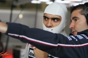 Maldonado met positief gevoel naar Duitsland