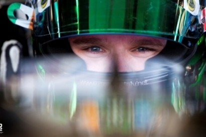 Exclusief interview met Force India-tester Daly