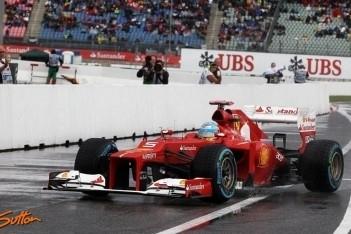 """Alonso: """"We zijn onder alle omstandigheden snel"""""""