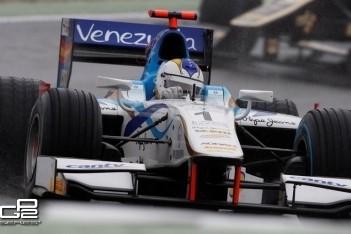 Tactische zet brengt Cecotto tweede GP2-zege