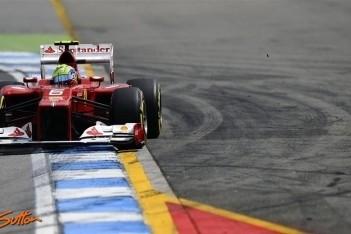 Massa na fout in kwalificatie op zevende startrij
