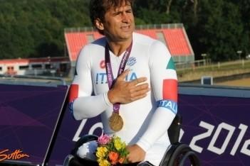 Zanardi scoort goud op Paralympische Spelen