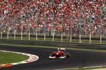 "Domenicali: ""Alonso had schade door Vettel"""