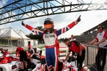 Bacheta kroont zich tot nieuwe F2-kampioen