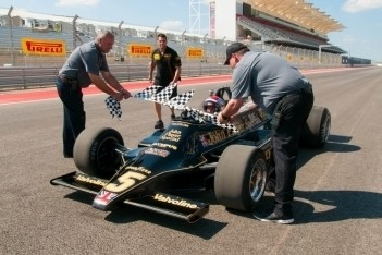 Circuit of the Americas officieel geopend
