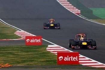 """Vettel: """"Ik had nog wel sneller kunnen gaan"""""""