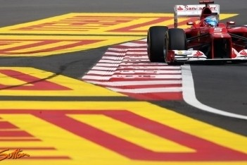 """Alonso: """"Meer was vandaag niet mogelijk"""""""