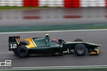 Rossi eindigt als snelste op tweede testdag