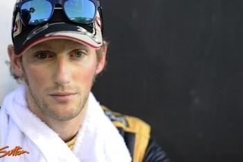 "Grosjean: ""Botsing met Webber was stevig"""
