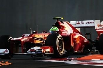 Massa baalt van incident met Webber