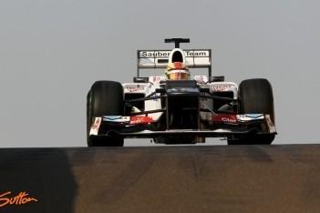 Frijns maakt debuut in officiële Formule 1-test