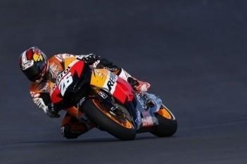 Pedrosa snelste in laatste training Valencia