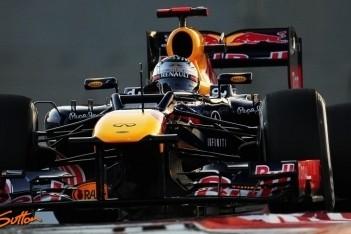 Vettel maakt zich op voor honderdste race