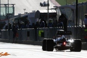 Vettel ook snelste in laatste training Austin