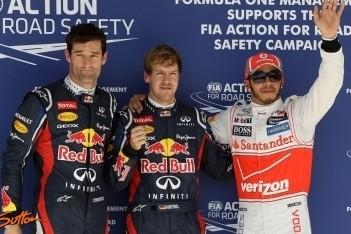 Vettel claimt pole voor eerste race in Austin