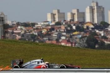 """Hamilton: """"Nu nog goed resultaat in de race"""""""