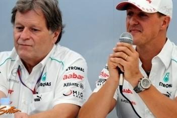 "Schumacher: ""Haug zal enorm gemist worden"""