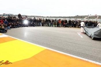 Sauber presenteert nieuwe auto op 2 februari